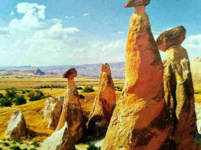 долина любви каппадокия турция