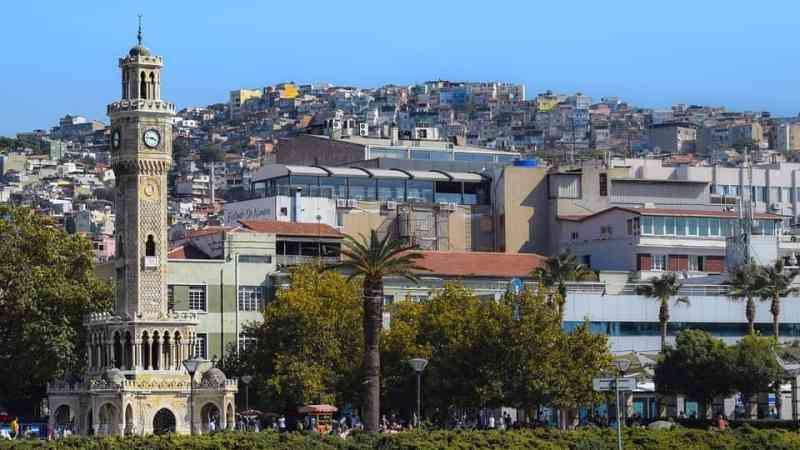 Измир — культурный центр Турции