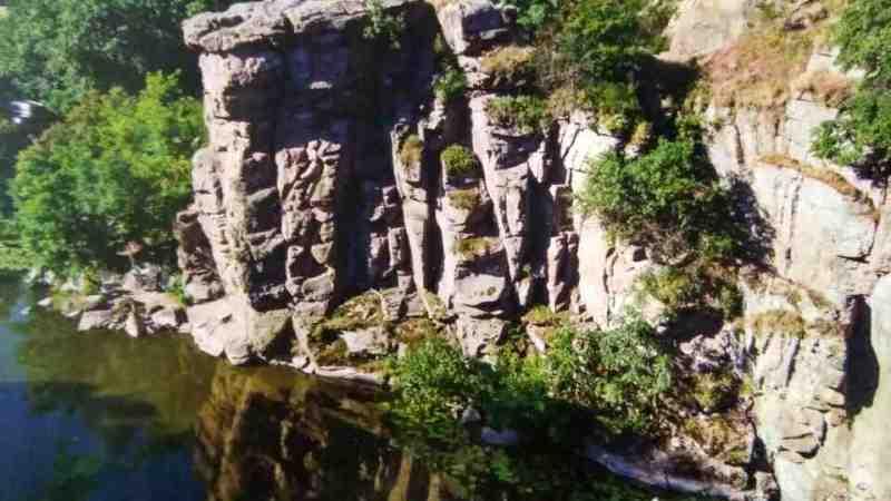 Букский каньон – оазис в горах