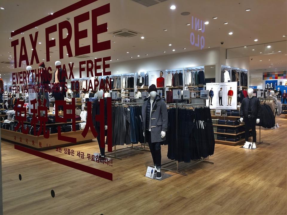 «Как вернуть НДС при покупке за границей?», или «Что такое Тax Free?»