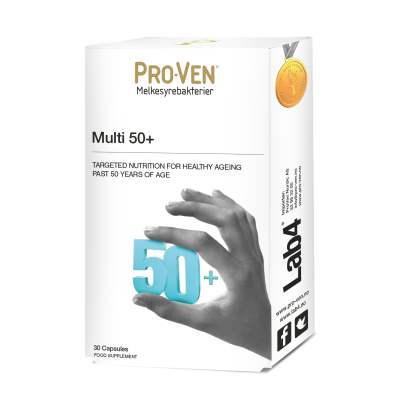 Pro-Ven Multi 50+ Acidophilus & Bifidus – Lab4
