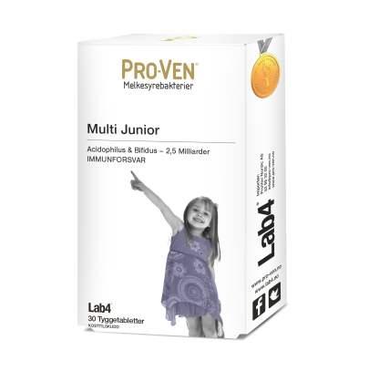 Pro-Ven Multi Junior – Lab4