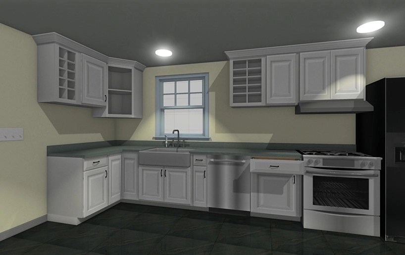 Build Your Own Virtual Kitchen