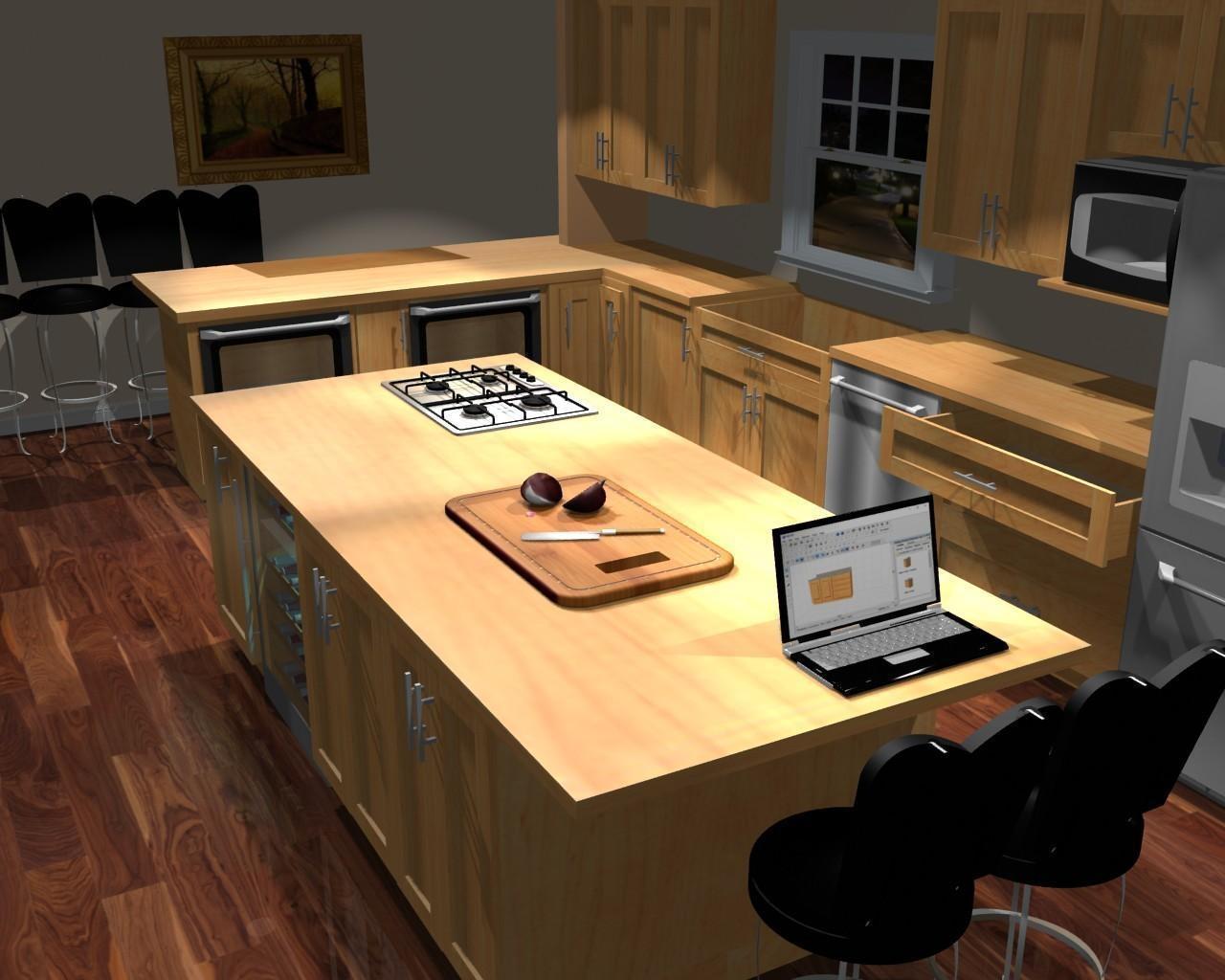 Free Easy Kitchen Design Software