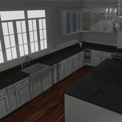 Kitchen Software Islands With Stools Design