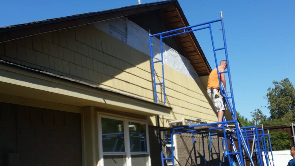 energy star rated siding installation