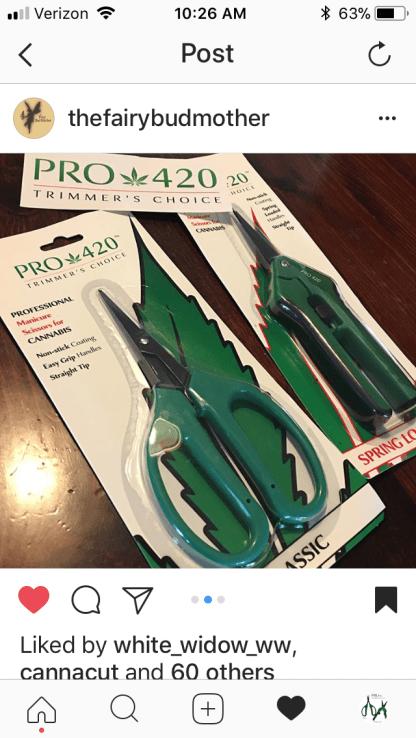 PRO 420 Scissors