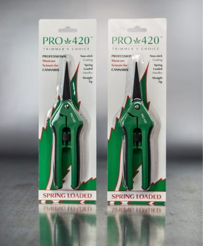 PRO 420 Spring Loaded Trim Scissors