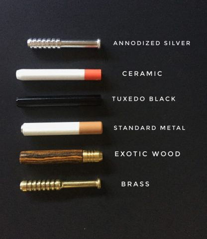 One hitter pipes