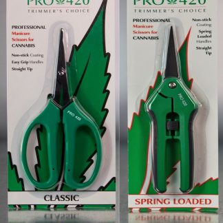 Classic and Spring Loaded Scissors