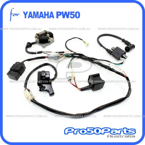 small resolution of yamaha pw50 ignition coil wiring wiring diagrams bib yamaha pw50 ignition coil wiring