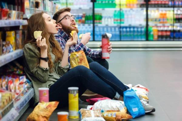 Chips är optimerade för att du inte ska sluta äta
