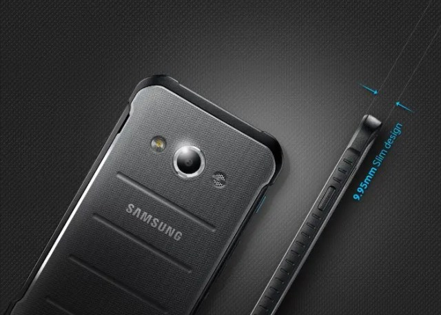 Samsung Galaxy™ Xcover tres build quality