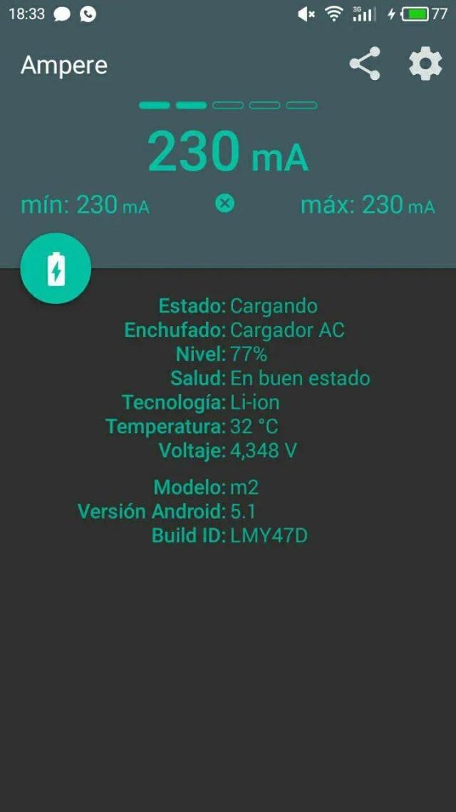 pantalla carga 0,2a