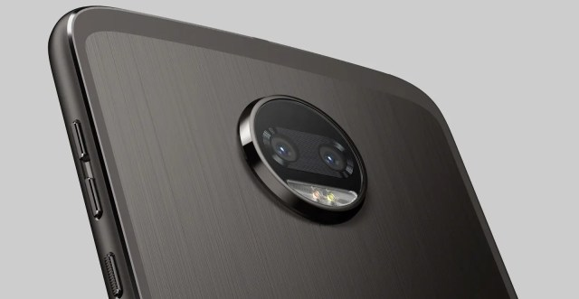Moto z2 force camara doble