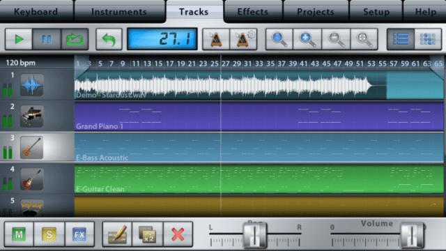 Music Studio Lite aplicacion android