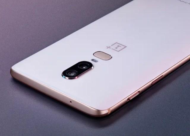 OnePlus 6 Actualización cámara