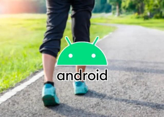 Contar los pasos en Android
