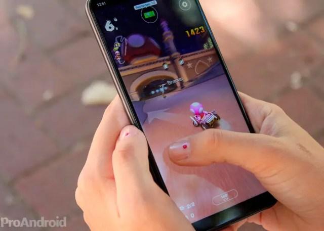 Juegos que ocupan poco espacio para Android