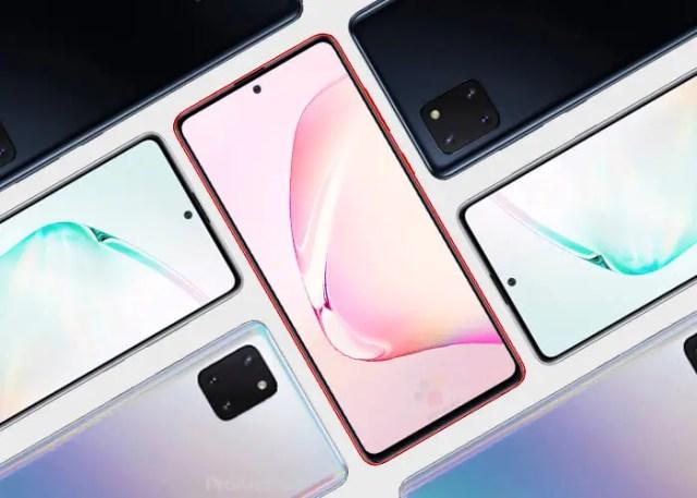 Samsung Galaxy℗ Note 10 Lite