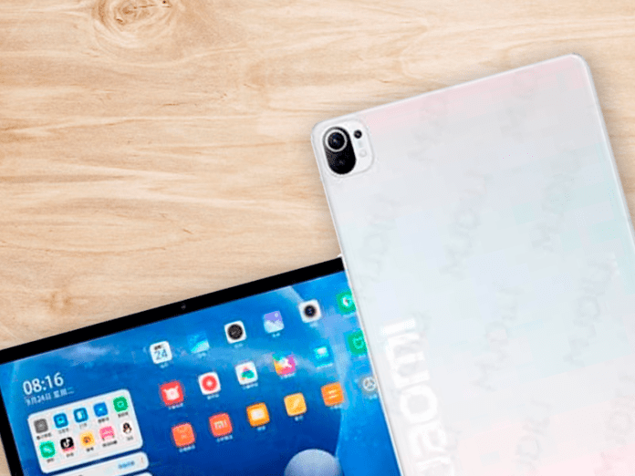 This is how Xiaomi wants to compete with the Apple iPad: Xiaomi Mi Pad 5