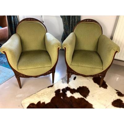fauteuil ancien sur proantic art deco