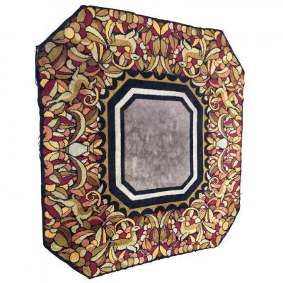 tapis ancien sur proantic art deco