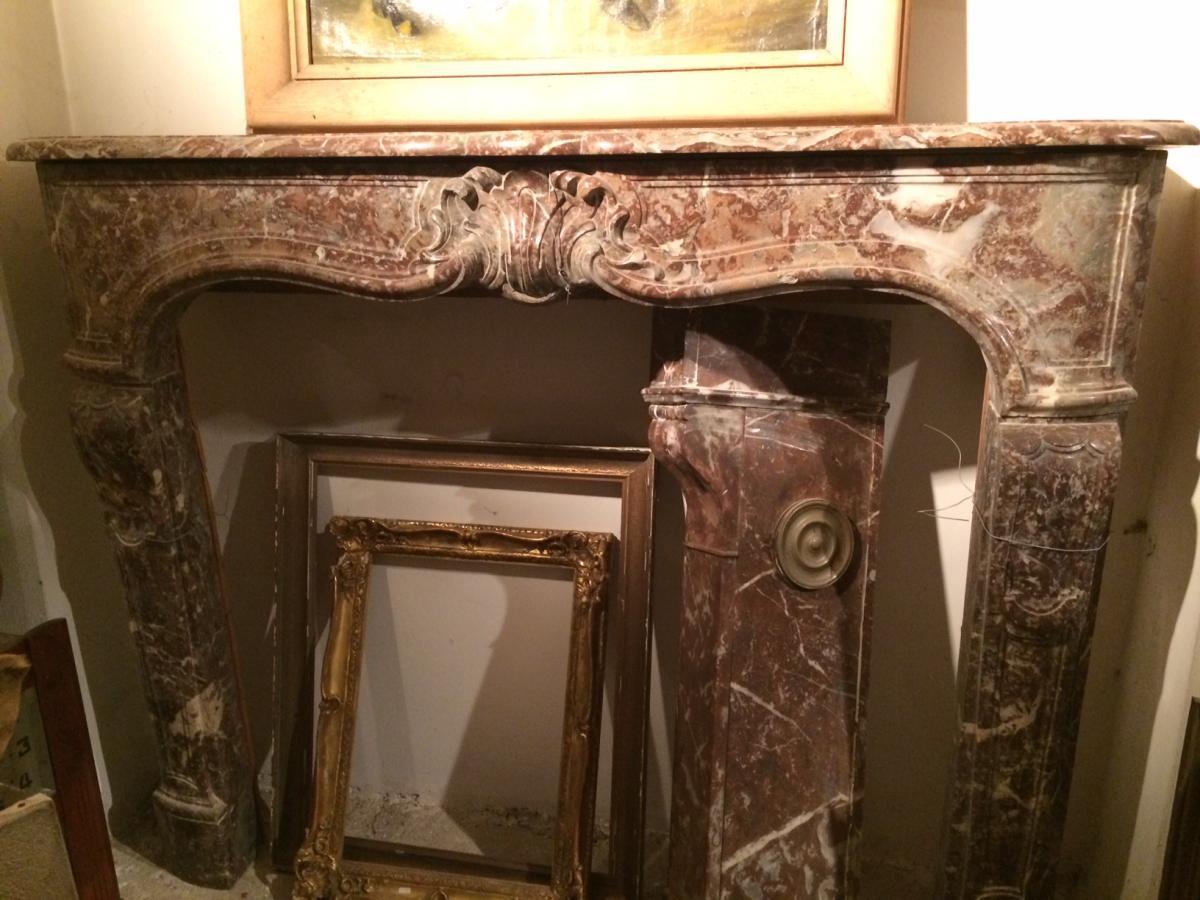 cheminee louis xv cheminees anciennes