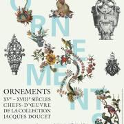 Ornements – XVe-XVIIIe siècles Chefs-d'oeuvre de la collection Jacques Doucet