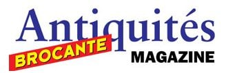 magazine antiquités brocante
