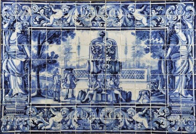 Les Azulejos Art Du Carreau De Faience Decore Le Magazine De Proantic