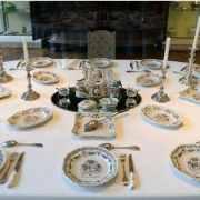 L'heure du souper ou l'art du bien manger aux 17e et 18e siècles
