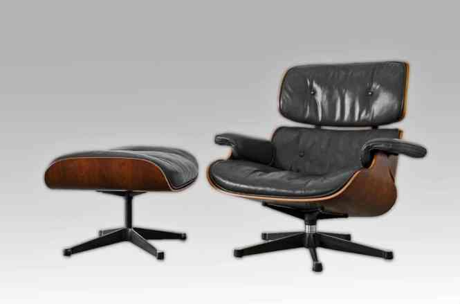 Fauteuil lounge chair de charles eames le magazine de proantic for Eames chair nachbau