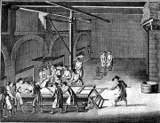La Manufacture royale de glaces de miroirs