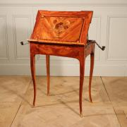 Table d'Accouchée, époque Louis XV, P. Migeon