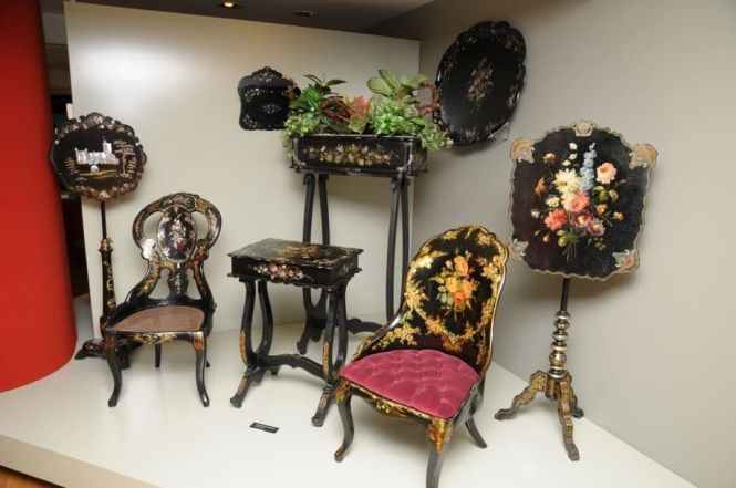 manufacture d objets en papier m ch les adt le magazine de proantic. Black Bedroom Furniture Sets. Home Design Ideas