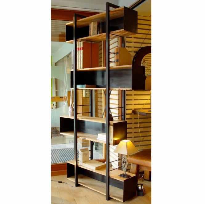 bibliotheque Arnaud Millet Design