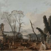 Hubert Robert, 1733-1808. Un peintre visionnaire