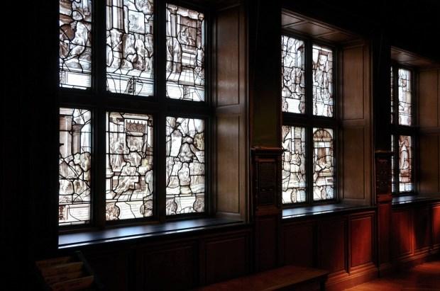 Galerie de psyché, Château de Chantilly.