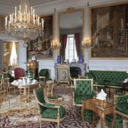 Le palais de Compiègne