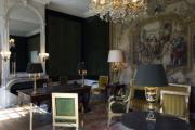 Un président chez le roi De Gaulle à Trianon