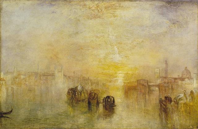Départ pour le bal (San Martino) Exposé en 1846 Huile sur toile © Tate, London