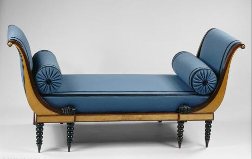les si ges l 39 antique de madame r camier le magazine de proantic. Black Bedroom Furniture Sets. Home Design Ideas