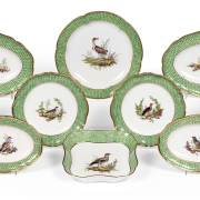 Les Services « aux oiseaux Buffon » du comte Moïse de Camondo, une encyclopédie sur porcelaine