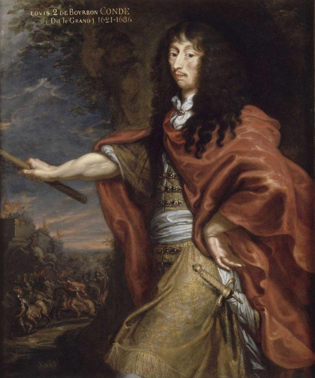 Juste d'Egmont, Louis II de Bourbon, prince de Condé © RMN – Grand Palais