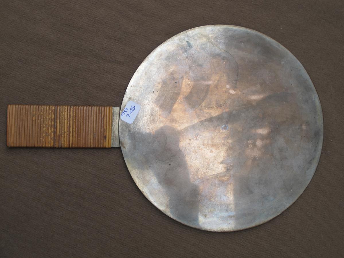 Les kagami miroirs en m tal japonais le magazine de proantic for Symbolique du miroir