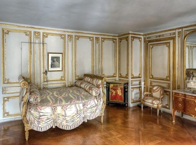 Les appartements de Madame du Barry à Versailles – Le Magazine de Proantic