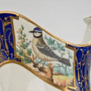Le service dit aux oiseaux de Buffon du duc d'Orléans