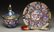 L'empire des roses - Chefs-d'oeuvre de l'art persan du 19e siècle
