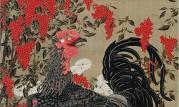 Jakuchû (1716-1800) – Le royaume coloré des êtres vivants